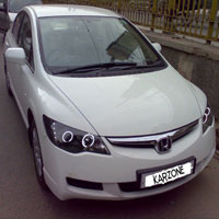 Honda Civic- Automatives Lights