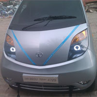 Tata Nano - Automatives Lights