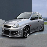 Corsa Body Kit