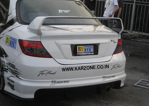 Honda City Body Kit