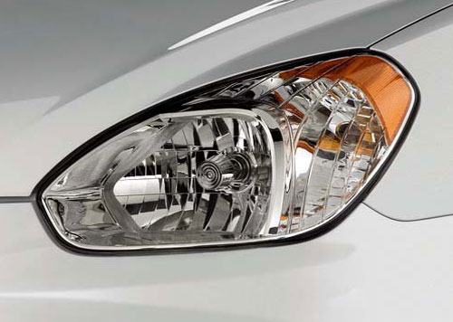 Hyundai Accent - Automatives Lights