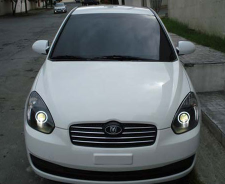 Hyundai Verna - Automatives Lights